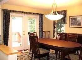 transitional dining room chandelier birdcages