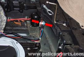 Bmw X5 63 Plate - bmw x5 suspension air pump replacement e53 2000 2006 pelican