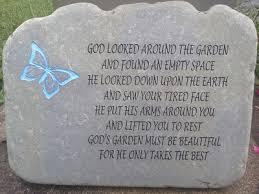 engraved memorial stones custom engraved memorial stones