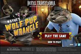 hotel transylvania games movies dracula