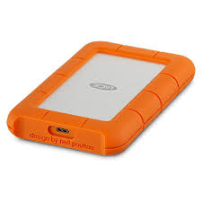 Rugged Design Rugged Portable Hard Drives Lacie