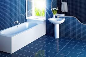 Blue Tile Bathroom by Blue Tile Bathroom Dgmagnets Com