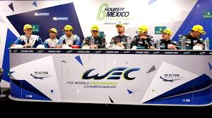 2017 6 hours of mexico post race conference class winners