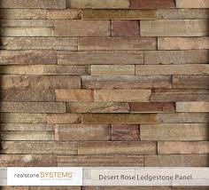 Our Ledgestone Stone Veneer Panels Offer A Rustic Rough Cut - Rough stone backsplash