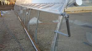 24 wide hoop house kit roberts ranch u0026 gardens