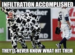 Sneaky Meme - sneaky cow meme by toosah memedroid