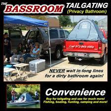 tailgate bathroom portable tailgate bathroom toilet tailgating pickup restroom pick up