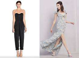Dresses For Wedding Guests Summer Wedding Dress Code What To Wear To A Formal Casual Or