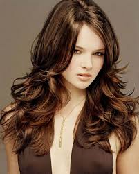 caramel brown hair color for long hairstyle pictures hairstyles