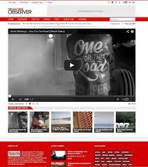 new themes tumblr 2014 observer multipurpose news magazine theme mojo themes