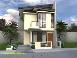 Two Storey Small House Design  petaduniainfo