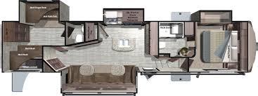 3 bedroom 5th wheel home designs