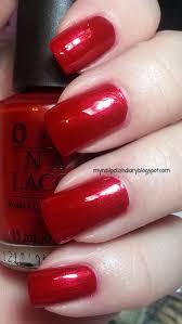 my nail polish diary february 2013