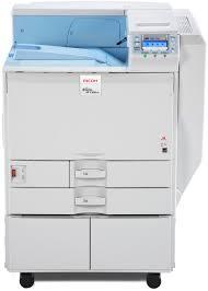 ricoh sp c820dn color laser printer copyfaxes