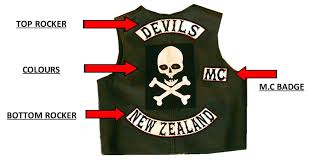 motorcycle vest meanings behind motorcycle vest patches