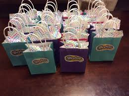 party favor bags shopkins birthday favor bags with shopkin themed treats inside