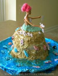 mermaid birthday cake coolest mermaid cake ideas and photos