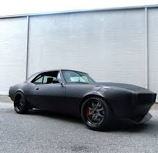 69 camaro flat black 1967 camaro fighter rebrn com