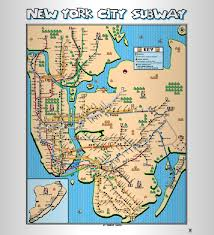 Subway Map by New York Subway Map Designed Ala Super Mario Brothers 3 Viewing Nyc