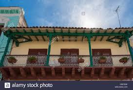 second floor of vintage house in las enramadas spanish colonial