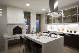 Pictures Of Kitchens With Black Cabinets 75 Modern Kitchen Designs Photo Gallery Designing Idea