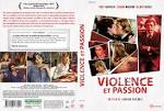 Jaquette DVD de Violence et Passion - Cin��ma Passion