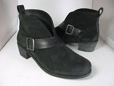 s suede ankle boots australia ugg australia buckle suede ankle boots for ebay
