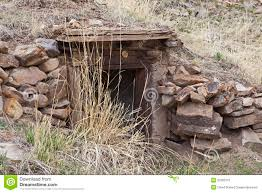 old house or root cellar stone entrance stock image image 35363101