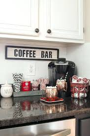 kitchen coffee bar ideas kitchen coffee station ideas simple home coffee station home
