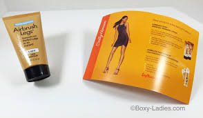 sally hansen airbrush legs product review boxy ladies