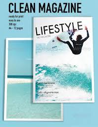 free and premium print magazine templates graphic design