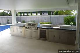 outdoor kitchen ideas australia three top barbeques outdoor kitchens for this summer completehome