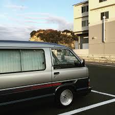 1991 toyota hiace camper van diesel 2 8l 4 cylinder with pop top