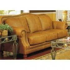 nailhead leather couch foter