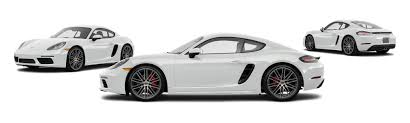 porsche 2017 white 2017 porsche 718 cayman s 2dr coupe research groovecar