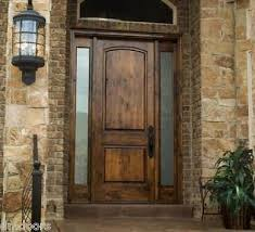 Solid Exterior Doors Solid Wood Front Doors Home Interior Design