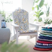 Rocking Chair Pad Outdoor Cushions On Hayneedle Patio Furniture Cushions