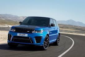 2018 Land Rover Range Rover Sport Svr Gear Patrol