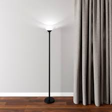 Bronze Floor Lamp with Dai Torchiere U0027 Oil Rubbed Bronze Floor Lamp Free Shipping Today