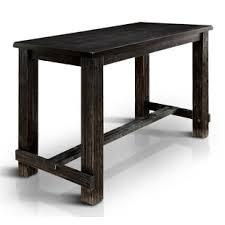 U Shaped Bar Table Modern Bar Pub Tables Allmodern