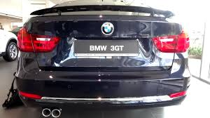 bmw f34 2015 2016 bmw 320 330 3gt xdrive f34 gran turismo detailed in