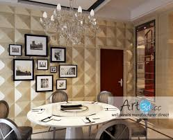 Tile In Dining Room by Room Wall Design Ideas