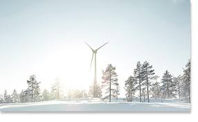 improved efficiency and cost savings in winter wind turbines