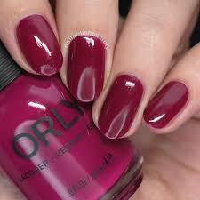 nail polish society orly velvet dream fall 2017 collection