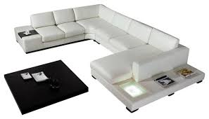 Italian Sectional Sofas by White Top Grain Italian Leather Sectional Sofa Sectional Sofas