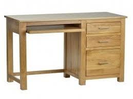 Small Oak Computer Desks For Home Small Oak Desk Foter