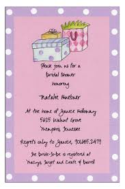 photo lingerie shower invitations in image