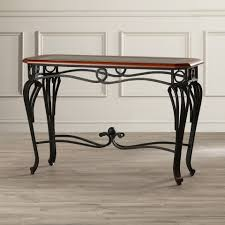 Narrow Hallway Furniture by Furniture Morocco Wayfair Console Table With Cool Top For Home