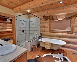 log cabin bathroom ideas timber block log cabin bathroom grid cabin plans designs