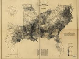 picture of united states map with states and capitals these maps reveal how slavery expanded across the united states